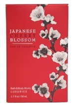 Bath & Body Works Japanese Cherry Blossom Luxuries Eau de Toilette 1.7 oz - $130.99