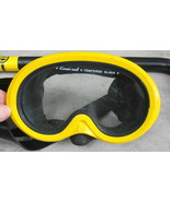 Binobaby Cressi-sub Italy Vintage Childs Mask Boots Snorkel Scuba - $20.00