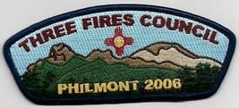 Three Fires Council SA-32 2006 Philmont CSP - $7.92
