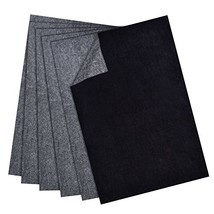 Hotop 100 Sheets Carbon Transfer Paper, Black Tracing Paper for Wood, Paper, Can