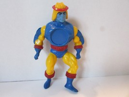 "1984 Mattel Masters Of The Universe 5-3/4"" SY-KLONE Action Figure L133 - $3.91"