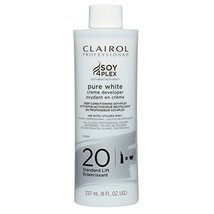 Clairol Professional Clairoxide Pure White 20 Volume Creme Developer 8 oz. - $9.31