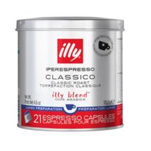 illy classico lungo 21ea capsule coffee for x-7 machine 130.2g - $19.59