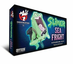 Cryptozoic Entertainment Slimer Sea Fright Expansion Pack - $34.87