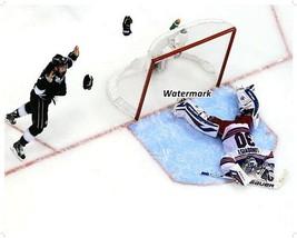 NHL 2014 Los Angeles Kings Alec Martinez Celebrates Cup Goal Color 8 X 1... - $5.99