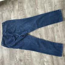 Jones New York Denim Jeans Straight Leg Skinny 14 - $28.13