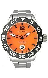 Nautica BFD 100 Stainless Steel Men's watch #N18623G