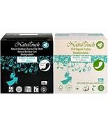 NATRATOUCH Liner ~ COMPOSTABLE ~ Texas Organic Cotton & Natural Bamboo C... - $17.70