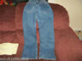 Wrangler Jeans Adjustable Waist Size 16 Boy's EUC - $14.40