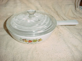 Corning Ware Spice Of Life P-83-B Saucepan With Glass Lid Free Usa Shipping - $26.17