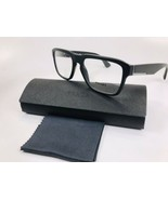 ✴ New Prada VPR 04S 1BO-1O1 Matte Black Eyeglasses 53mm with Prada Case - $98.75