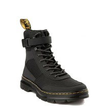 NEW Dr. Martens Combs Tech Boot Black 8-eye Lace Womens - $148.49+