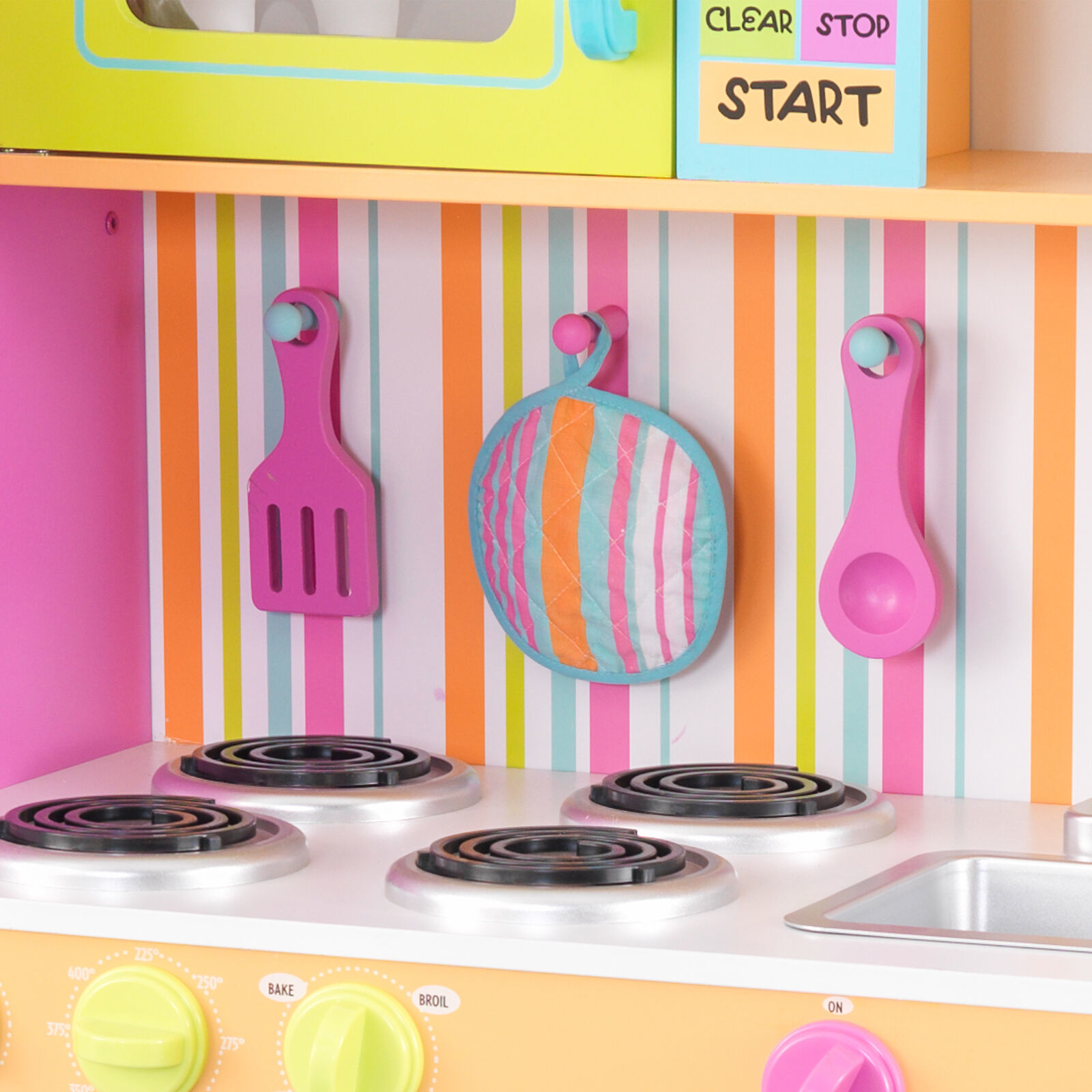 KidKraft Deluxe Big and Bright Kitchen and 50 similar items
