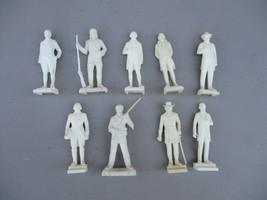 Marx Character Figures Famous Americans Heroes Vintage Original History ... - $28.92