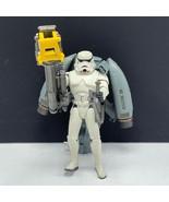 Star Wars action figure Kenner vintage loose toy 1996 stormtrooper crowd... - $15.84