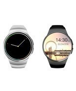 Bluetooth Smart Watch Waterproof W/Heart Rate-Step Pedometer Health Fit ... - €73,65 EUR