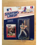 1988 Don Mattingly Starting Lineup SLU Sports Figure NY Yankees EX Packaged - $8.99