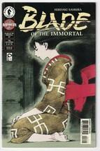 Blade Of The Immortal #47 July 2000 Dark Horse Manga - $1.68