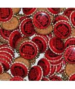 Soda pop bottle caps Lot of 25 NEHI BLACK CHERRY cork lined unused new o... - $9.99