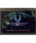 1995 Harley Davidson Models Owners Operators Owner Manual OEM - $59.40