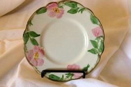 """Franciscan Desert Rose Bread Plate 6 1/2"""" - $2.76"""