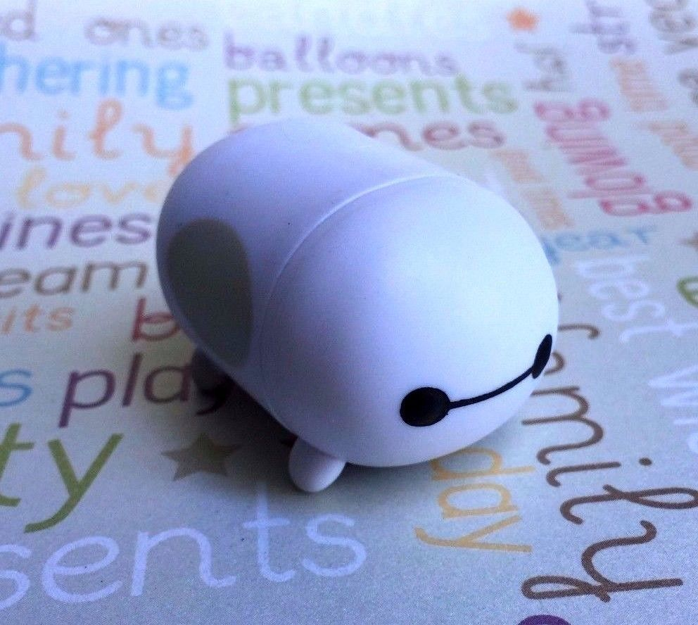 Authentic Disney Tsum Tsum Stack Vinyl Baymax SMALL Figure VHTF!