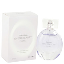 Sheer Beauty Essence Eau De Toilette Spray By Calvin Klein 1 oz Perfume for Wome - $22.99