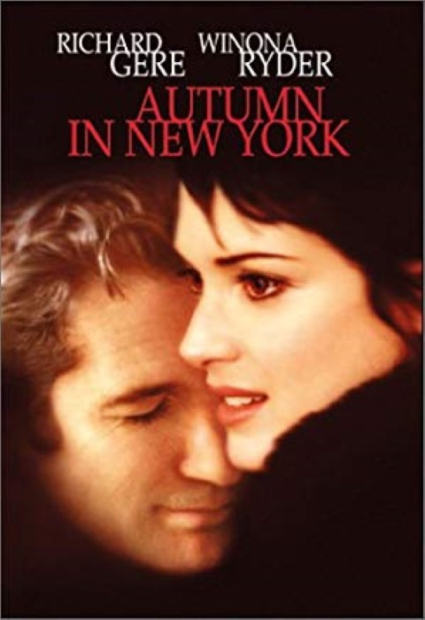 Autumn in New York Dvd