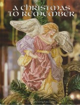"Hard Covered Book - ""A Christmas to Remember"" - Leisure Arts - Gently Used - $18.00"