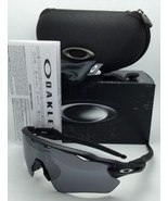 New OAKLEY Sunglasses RADAR EV PITCH OO9211-01 Matte Black Frame w/Black... - $219.95