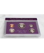 1987 US Mint 5 Coin Proof Set - $18.51