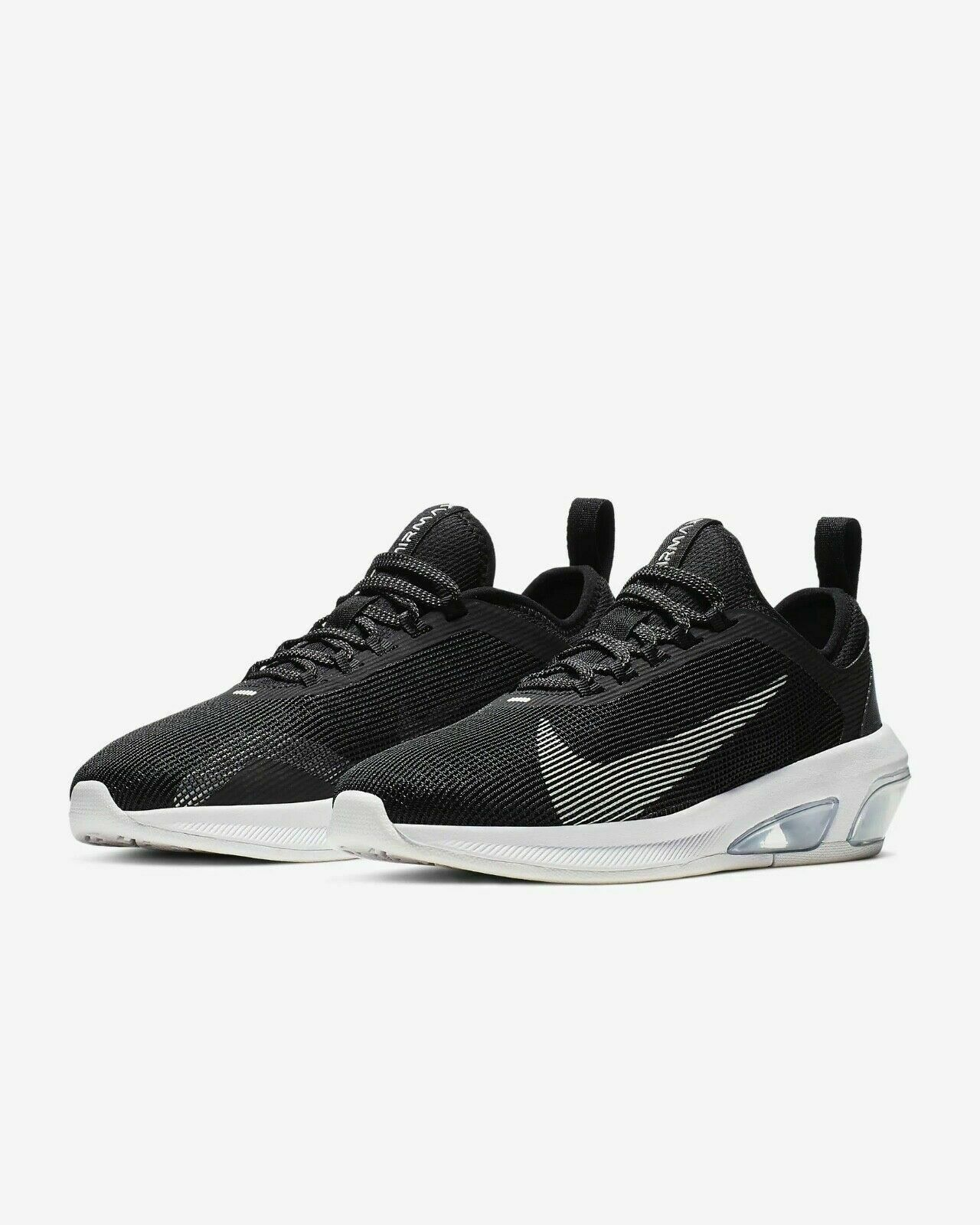 Nike Air Max Fly AT2506-002 Black White Wolf Grey Men's Running Lifestyle Shoes