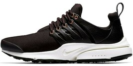 NIKE AIR PRESTO PREMIUM SHOES BURGUNDY/WHITE SIZE 12 BRAND NEW (848141-600) - $109.60
