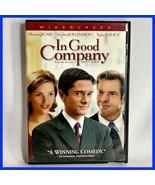 Used In Good Company (DVD, 2004, Widescreen) Dennis Quaid Scarlett Johan... - $1.94