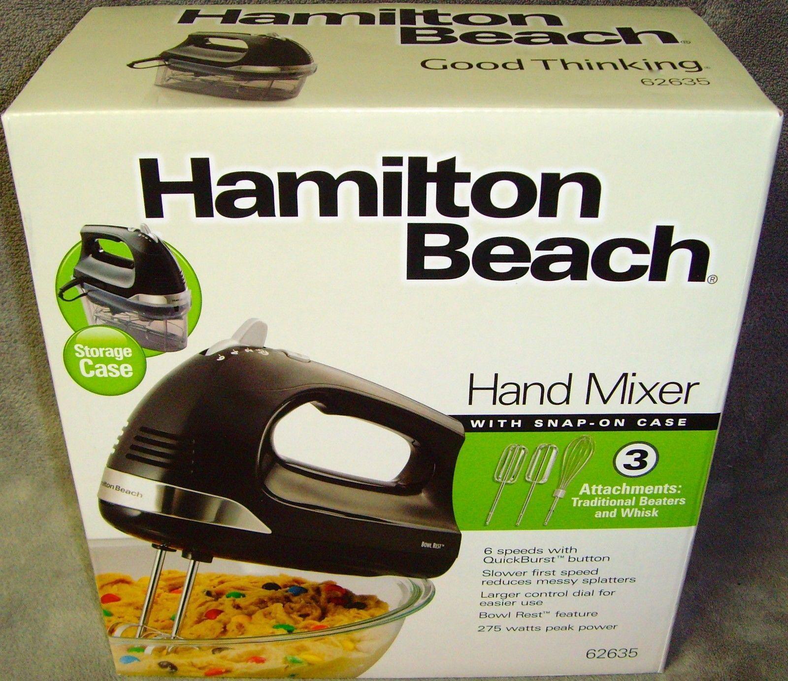 NewSealedHamilton Beach6SpeedHand and 50 similar items
