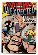 Tales Of The Unexpected #87 Comic Book 1965-DC COMICS-SCIENCE Fiction - $22.70
