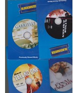 4 Foreign Language Gabrielle DVDs Free Shipp[ng - $10.76