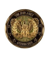 U.S. Army Division Coin 1 - Black Warranty OSFM - $24.66