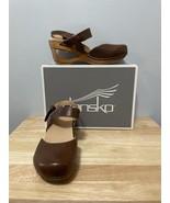 Dansko Taci Waxy Calf Tan Size 7.5-8US Womens (38EU) - $50.00