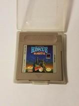 David Crane's The Rescue of Princess Blobette (Nintendo Game Boy, 1991),... - $7.84