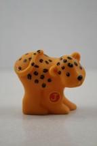 "FISHER PRICE LITTLE PEOPLE Alphabet Zoo Letter ""J""  Jaguar - $2.96"