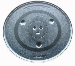 Emerson Microwave Glass Turntable Plate / Tray 12 3/8 in P34 - $29.99