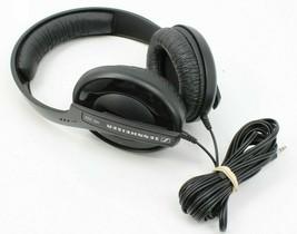 Sennheiser HD 202 Wired Headphones HD202 Over Ear DJ Studio Monitors - $365,25 MXN