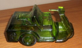Vintage Avon 1970's Green GOLF CART Bottle with WILD COUNTRY Aftershave~... - $22.00
