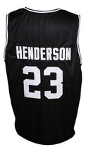 TJ Henderson Smart Guy Tv Show Basketball Jersey New Sewn Black Any Size image 4