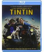 The Adventures of Tintin  [Blu-ray + DVD] - $2.95