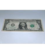 2013 Dollaro Bill US Banca Nota Anno Periodo Compleanno 1901 5534 Decora... - $13.90