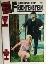 House Of Frankenstein #1 (1994) Ac Horror House Comics Ackerman Briefer Fine - $14.84