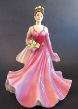 Royal Doulton A Perfect Gift HN 5553 Pretty Ladies Figurine Boxed w/ Cer... - $93.00