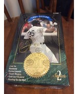 1993 Leaf Series 2 Baseball Factory Sealed Box (36 Packs) Griffey Bonds ... - $32.95